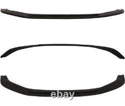 F-Sport Front Bumper Conversion 2IS to 3IS + Lip For 06-13 Lexus IS250/IS350/C