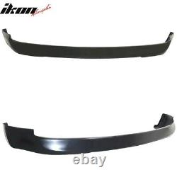 Fits 03-07 Infiniti G35 Coupe 2Dr INGS Style PU Front Bumper Lip Spoiler