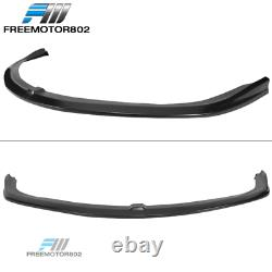 Fits 07-08 Acura TL Type S CS Style Front Bumper Lip Spoiler PU