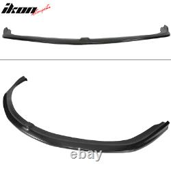 Fits 07-08 Acura TL Type S CS Style Front Bumper Lip Unpainted PU