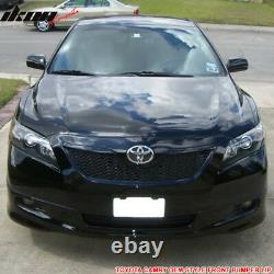 Fits 07-09 Toyota Camry OE Factory SE Style Front Bumper Lip Spoiler PU