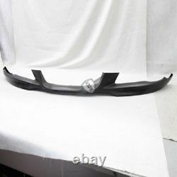 Fits 07-10 BMW E92 Only 3-Series Front Bumper Lip Spoiler PP