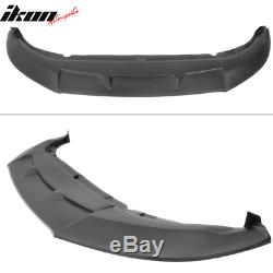 Fits 10-14 Ford Mustang Shelby GT500 Factory Style Front Bumper Lip Spoiler PP