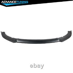 Fits 13-14 Ford Mustang IKON Style Front Bumper Lip Spoiler PP