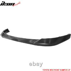 Fits 91-95 Toyota MR2 AW Aeroware Style Front Bumper Lip Spoiler Unpainted PU