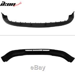 Fits 99-06 Golf MK4 MKIV GTI OE 20AE 25th 337 Front Lip Valance For USDM Bumpers