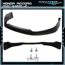 For 06-07 Honda Accord 4Dr Sedan Front Bumper Lip Hfp-Style PU