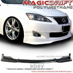 For 2006-2008 Lexus IS250 / IS350 F-Sport Style Front Bumper Chin Spoiler Lip