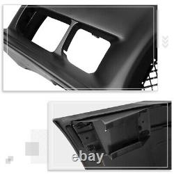 For 92-98 BMW E36 3-Series M3/M-Sport Style Front Bumper Cover Lower Lip withGrill