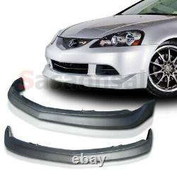 Made for 2005-2006 ACURA RSX DC5 Mugen Style JDM Front Bumper Lip PU