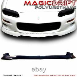 Made for 98-02 Camaro ZSP RA PU Front Bumper Lip Add On Chin Spoiler Body Kit